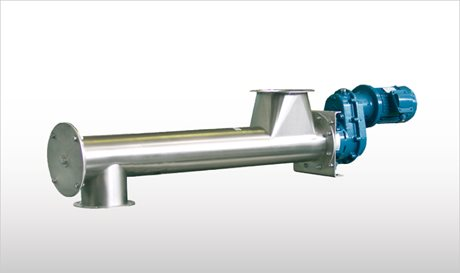 EASYCLEAN - Minimum Residue Tubular Screw Feeders
