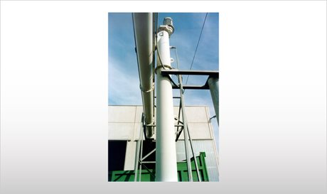 Vertical Screw Conveyors for Sludge - SVE